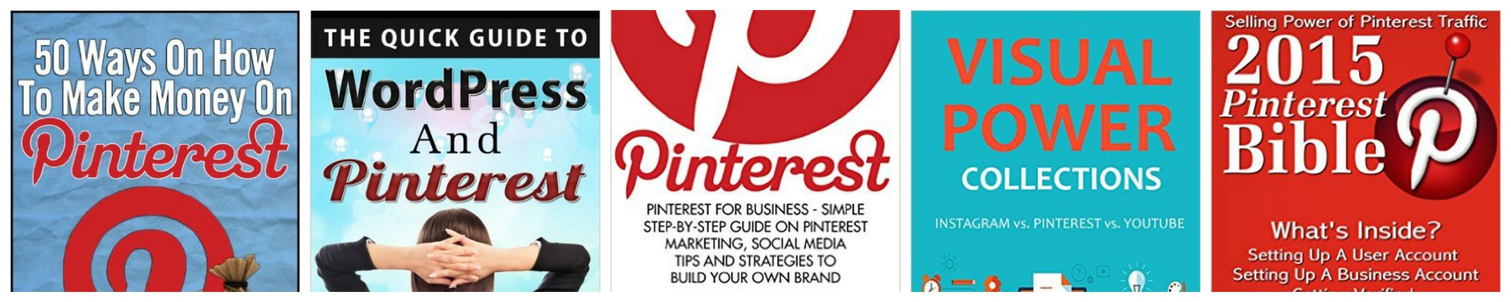 Thinking Outside The Sandbox: Business PicMonkey-Collage1 5 FREE Pinterest eBooks Free eBooks