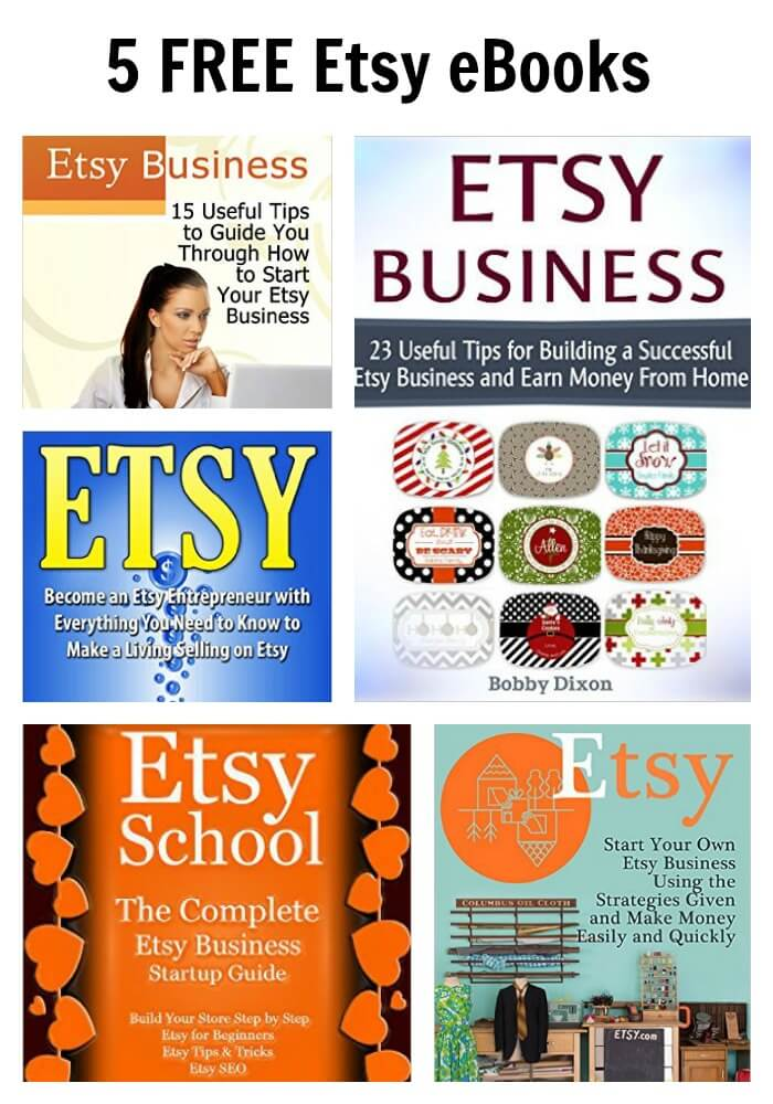 5 FREE Etsy eBooks