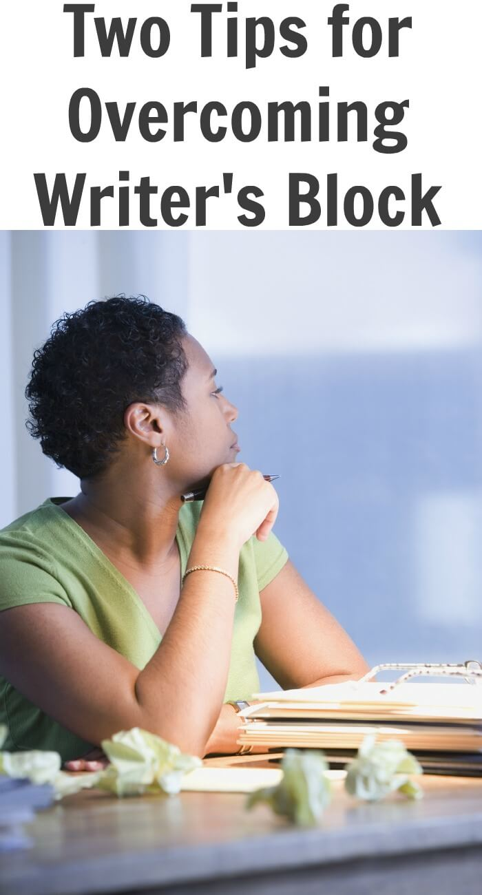 Thinking Outside The Sandbox: Business Two-Tips-for-Overcoming-Writers-Block Two Tips for Overcoming Writer's Block Blogging TOTS Business  writers block freewriting brainstorming blogging