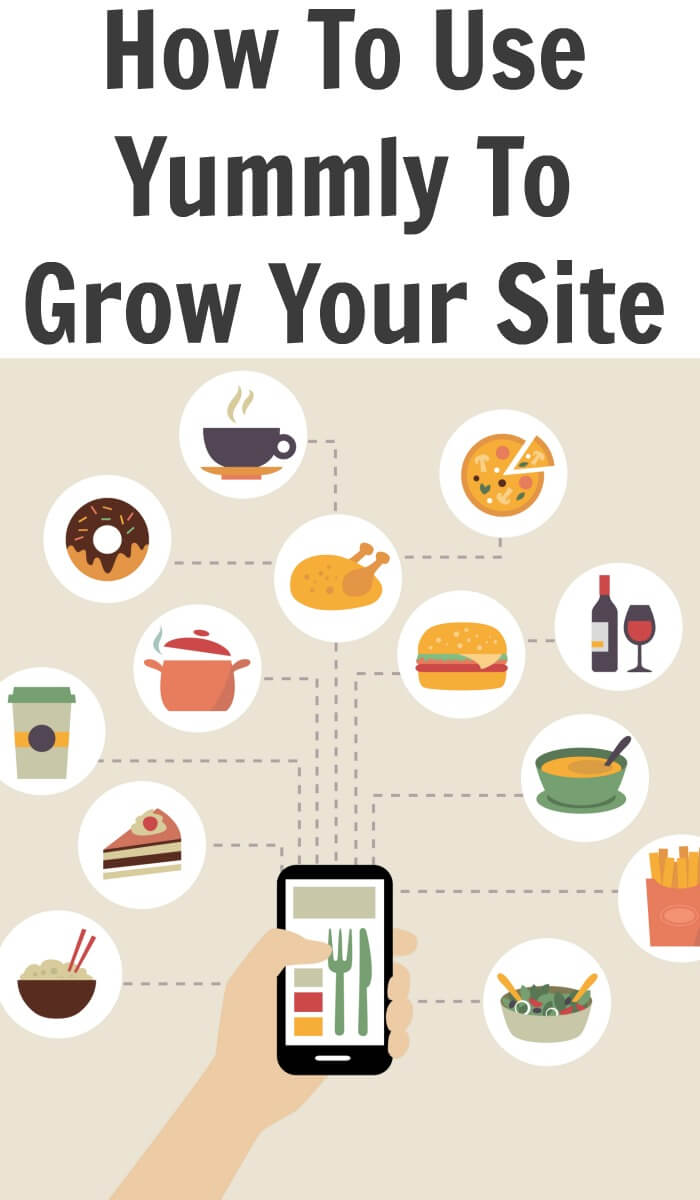 Thinking Outside The Sandbox: Business How-To-Use-Yummly-To-Grow-Your-Site How To Use Yummly To Grow Your Site All Posts Blogging Social Media TOTS Business  yummly website tips social media recipes growing site free blogging blogger blog