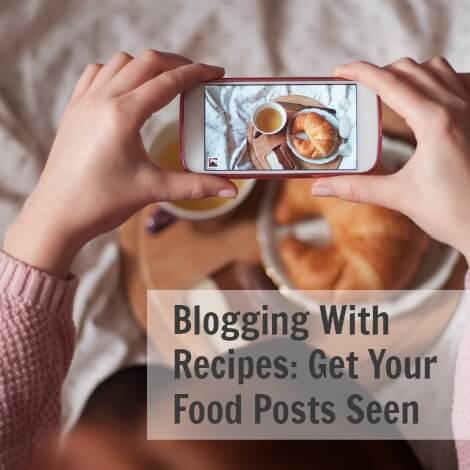 Thinking Outside The Sandbox: Business Blogging-With-Recipes.-Get-Your-Food-Posts-Seen Blogging with Recipes: Get Your Food Posts Seen All Posts Blogging TOTS Business  traffic recipes