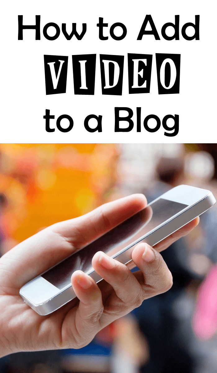 How To Add Video To A Blog and increase traffic and engagement