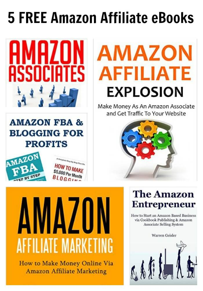 FREE Amazon Affiliate eBooks