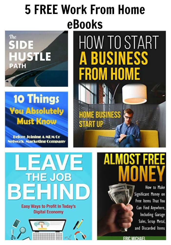 Thinking Outside The Sandbox: Business PicMonkey-Collage-1 5 FREE Work From Home eBooks All Posts Free eBooks TOTS Business