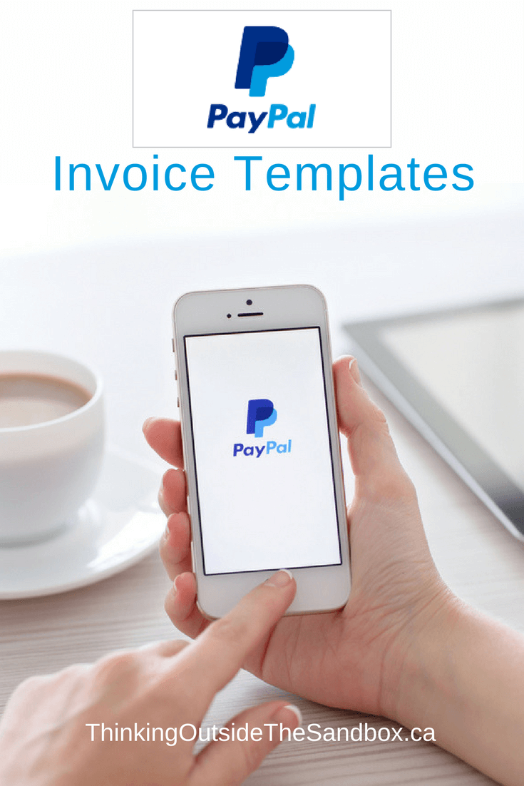 Thinking Outside The Sandbox: Business Paypal-Invoice-Templates Paypal - Invoice Templates All Posts Finances Small Business TOTS Business  paypal invoice setup paypal invoice paypal