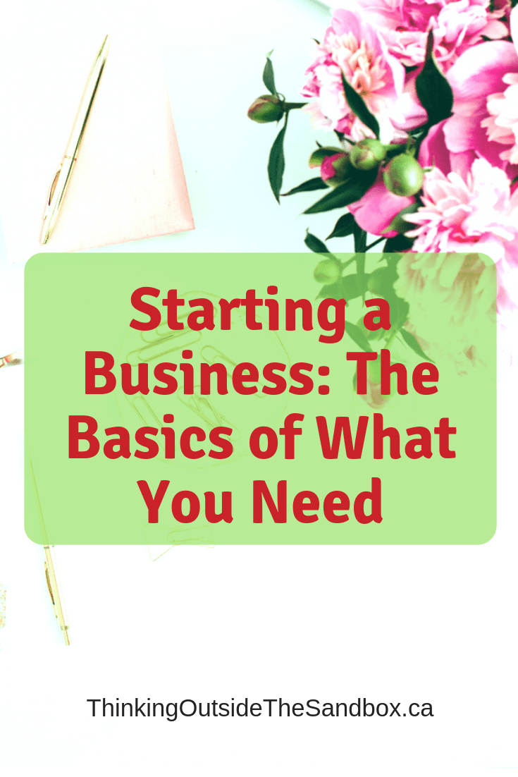 Thinking Outside The Sandbox: Business Starting-a-Business_-The-Basics-of-What-You-Need-3 Starting a Business: The Basics of What You Need All Posts Small Business TOTS Business  wahm business essentials