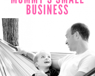 Dad's Role In Mommy's Small Business