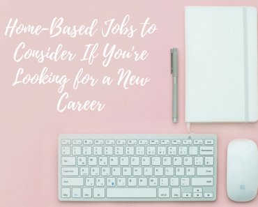 It's probably difficult to imagine yourself doing the same thing for the rest of your life - 4 home based jobs to consider if you're looking for a new career.