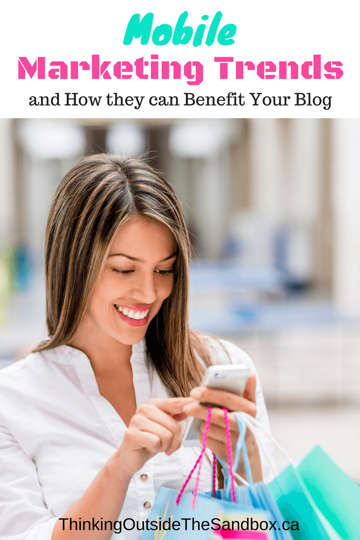 Gaining an understanding of Mobile Marketing Trends and how they can benefit your Blog is critical to any internet Marketer or Organization.