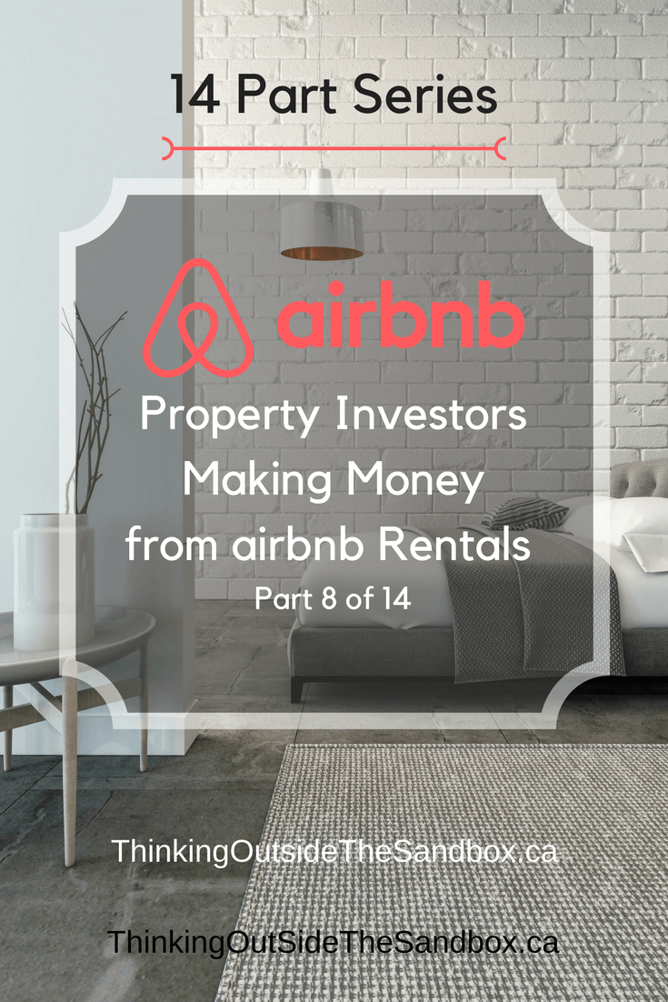 Property Investors Making Money from Airbnb Rentals