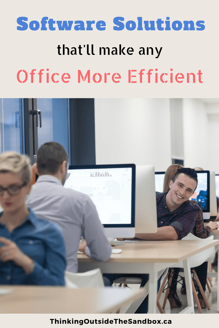 One of the greatest challenges businesses face is the struggle to find Software Solutions that'll make any Office More Efficient as the business grows.
