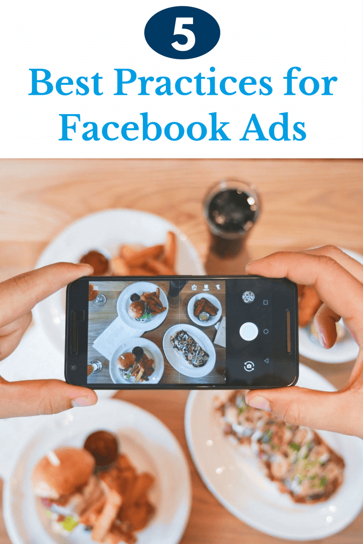 5 Best Practices for Facebook Ads