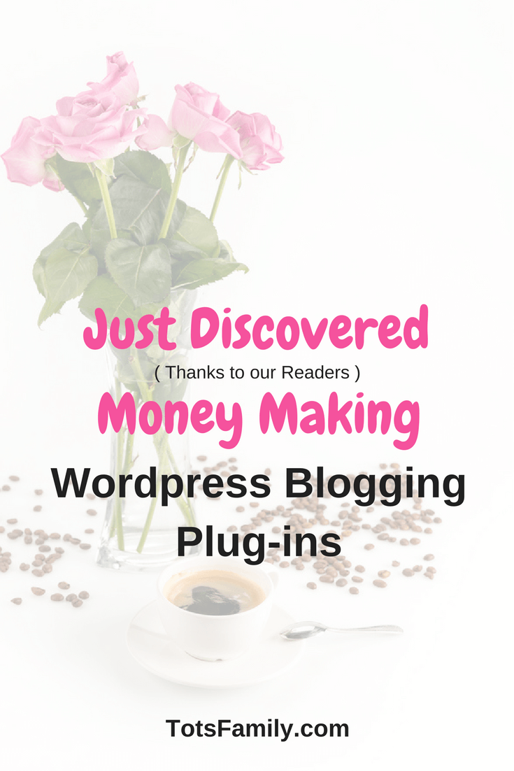 Thinking Outside The Sandbox: Business Just-Discovered-Money-Making-Wordpress-Blogging-Plug-Ins Just Discovered Money Making Wordpress Blogging Plugins All Posts Blogging Free eBooks Small Business TOTS Business  WordPress Plugins plug-ins plug-in blogging blog