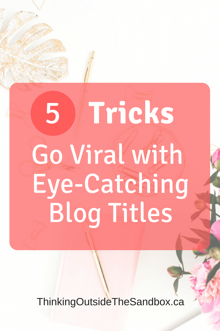 The importance of eye-catching blog titles that make your WordPress site viral – click bait, if you will – hardly needs explanation.