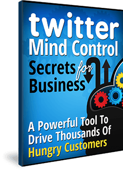 Twitter Mind Control Secrets for Business and connect Twitter account to Facebook business page