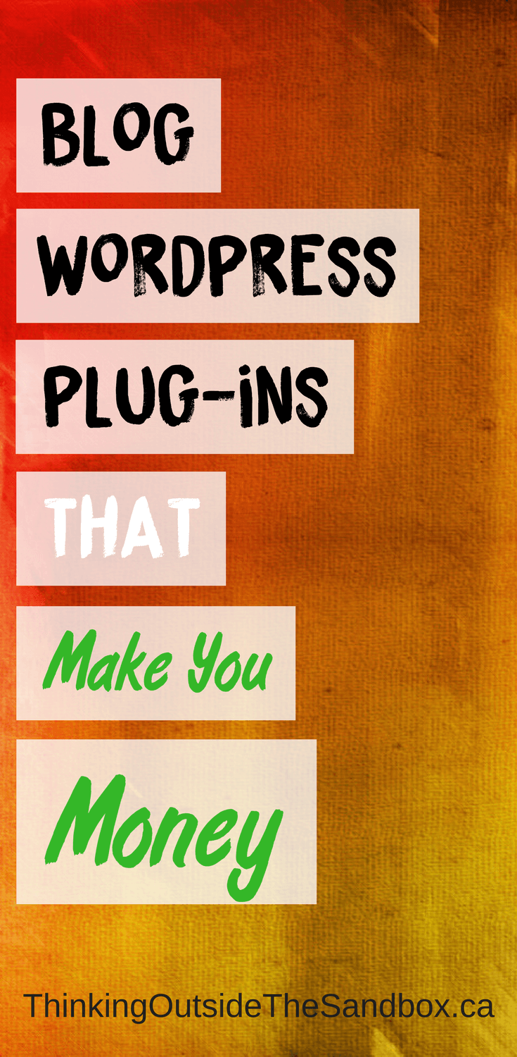 "We are handing you the ""keys"" to The Top 3 Blogging WordPress Plug-Ins That Make You Money."