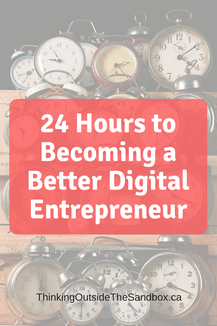 Becoming a better digital entrepreneur is an enviable position to be in – and one that takes drive, skill and tenacity to achieve.