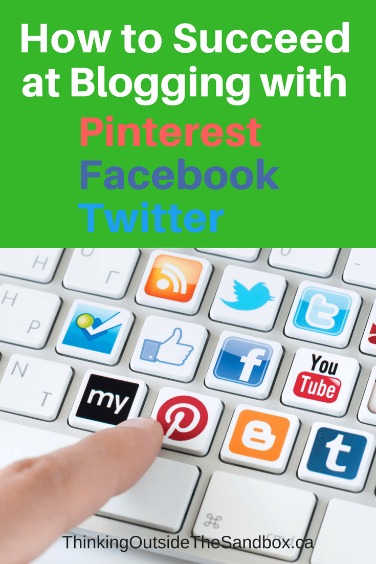 Keep it Simple, Social Media is Fun! Read on to learn how to succeed with Pinterest, Facebook and Twitter.