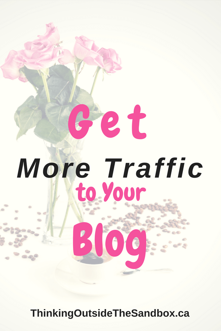 One thing I know for sure is that those of us that work to be successful bloggers always ask how to get more Traffic to your Blog.