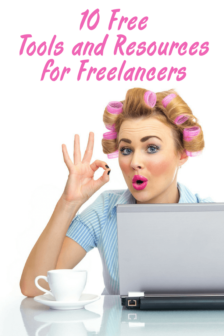 You need these Free Tools and Resources for Freelancers to manage your time and resources effectively.