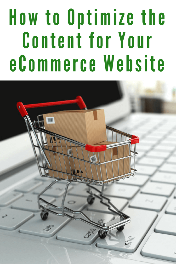 Conversions are very important for websites so how to optimize the content for an eCommerce Website is critical.
