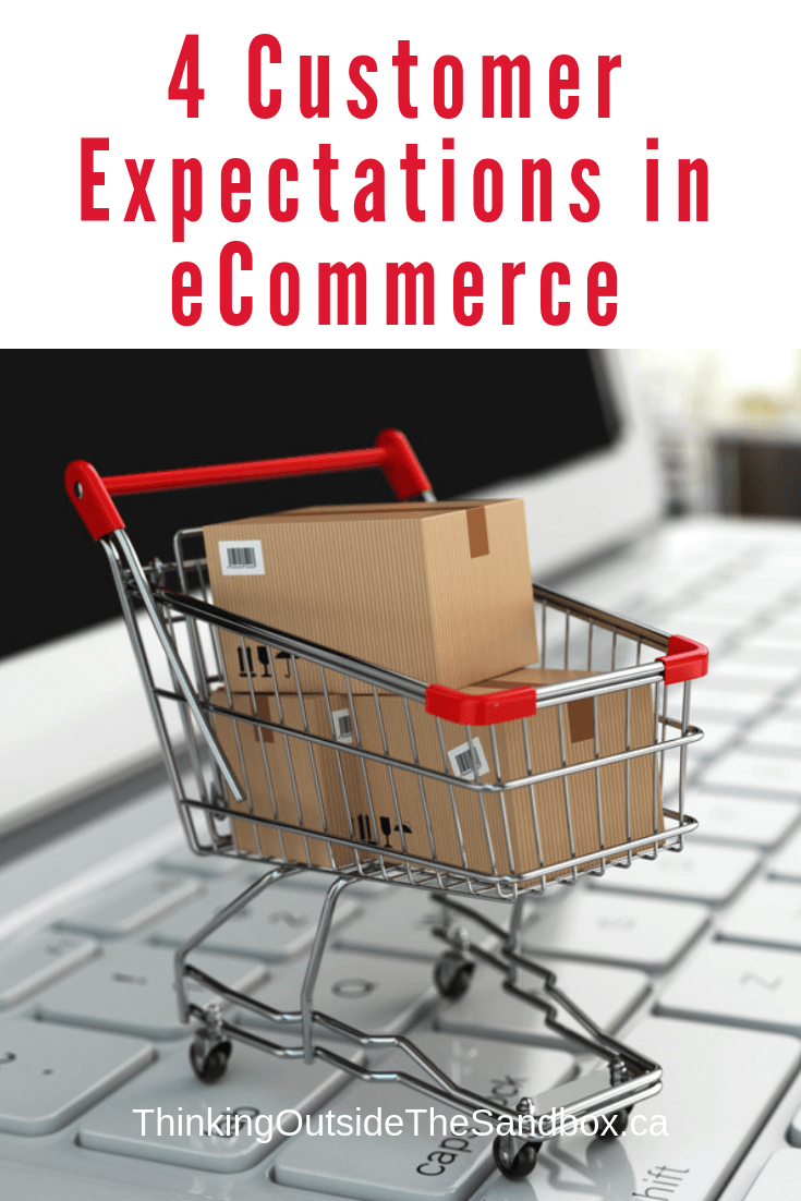4 Customer Expectations in eCommerce