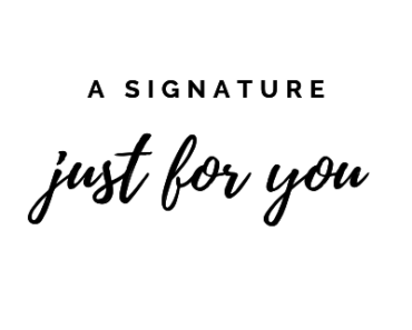 How Do You Sign Your Emails?