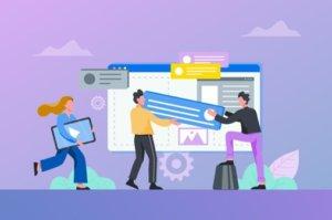 Website Builders Versus Web Design Agency