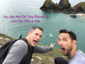 Starting a Successful Work-At-Home Career Dropshipping Around the World According to Darren and Mike.